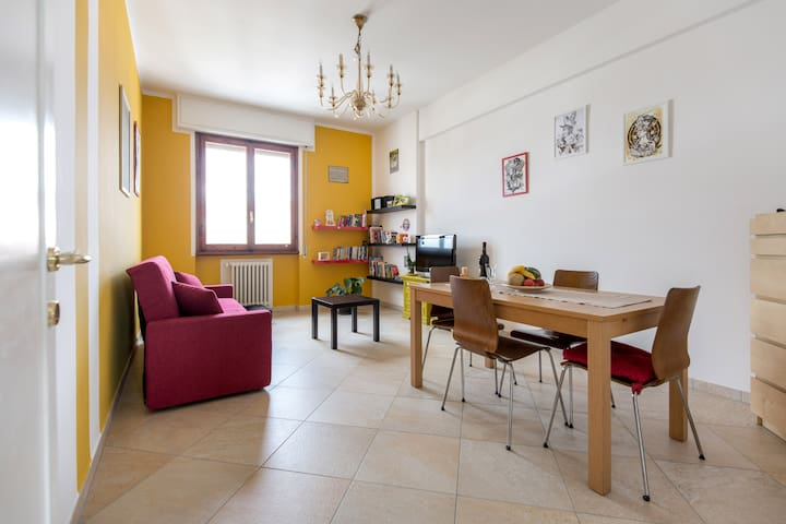 Relaxing Apartment near Historic Centre. - Florencie - Byt