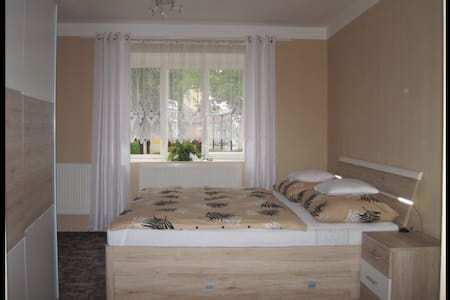 Bolepon - příjemné ubytování  v lázeňském městě.