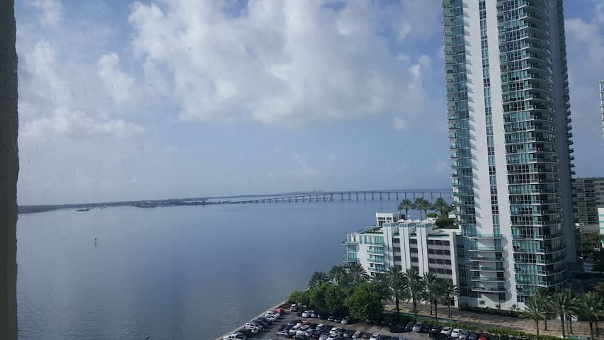 European professional woman sharing Miami condo!