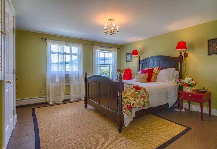 Vermont Bed and Breakfast - Balsam Poplar Room