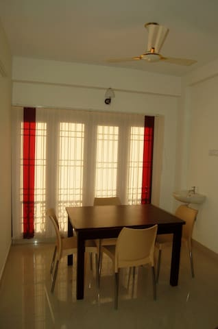 Cozy 2BHK apartment