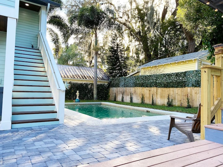 Orlando Oasis in the heart of Thornton Park
