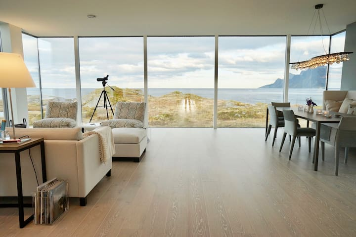 Luxury Oceanfront B&B in Lofoten - Ramberg - Bed & Breakfast
