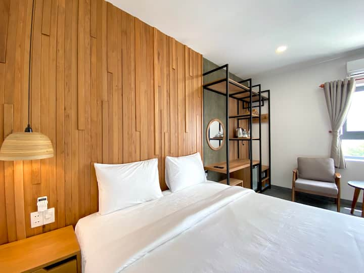 Coast House Nha Trang - Superior Double Room
