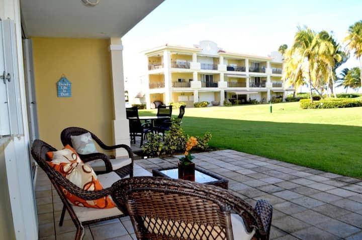 Best Location Spacious Condo at Beach Resort
