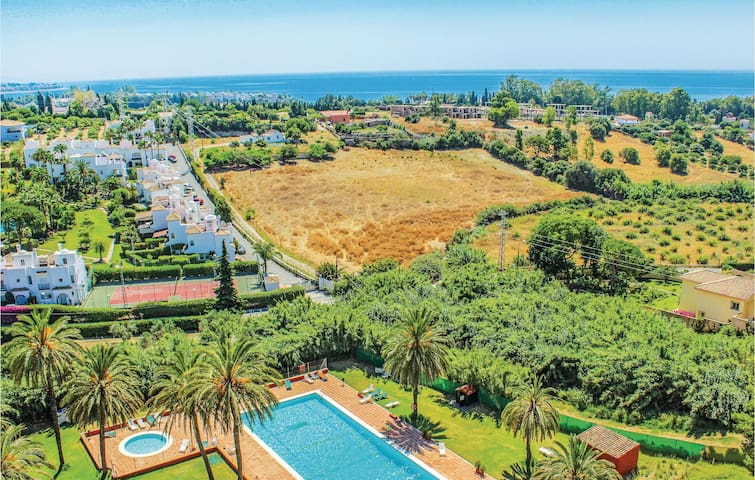 Holiday apartment with 1 bedroom on 60m² in Estepona