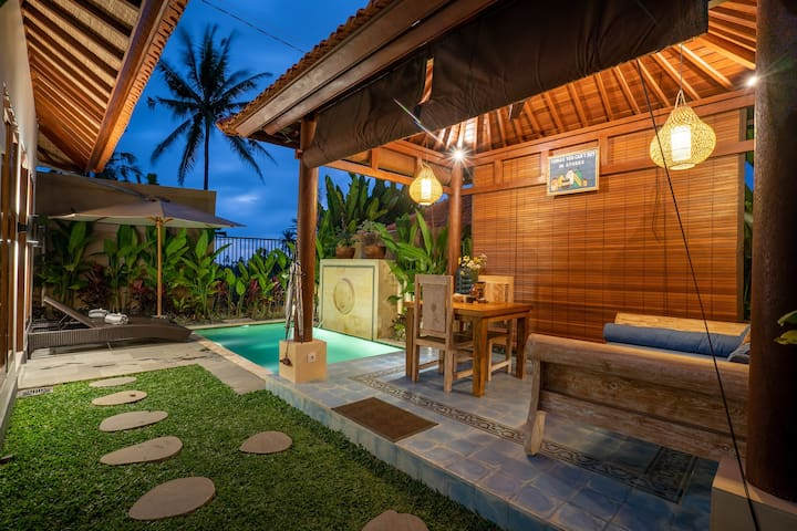 Tunjung Putih Villa Suite 3 with Private Pool