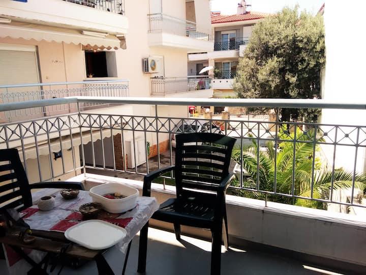 Apartment for rent Greece,Pefkohori