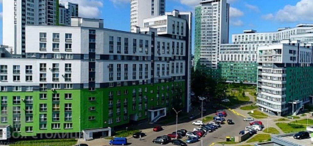 Великолепная квартира в самом центре Минска.