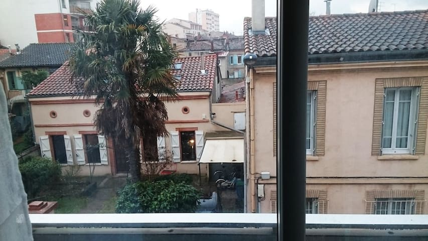 Quartier Fer à Cheval appartement 35 m2 cosy