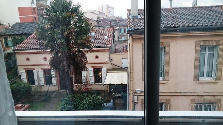 Quartier Fer à Cheval appartement 35 m2 cosy