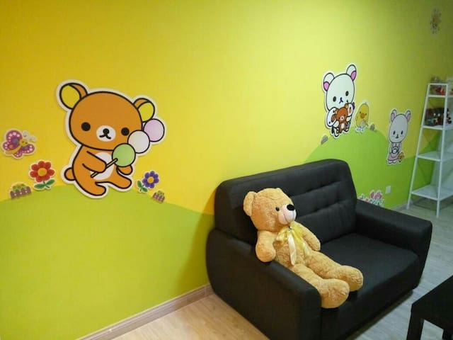 [SUPERHOT!!]Rilakkuma @Empire Studio Damansara.