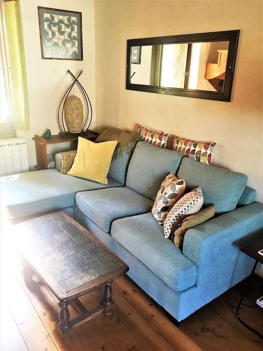 new sofa !