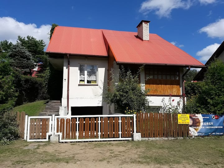 house in Wilkasy, Tajty, Giżycko