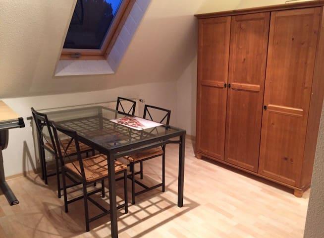 Klein aber fein  Möbliertes Zimmer