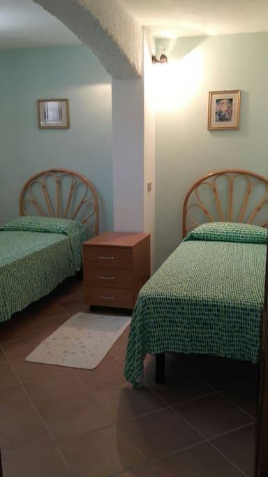 Camera 2 con letti separati