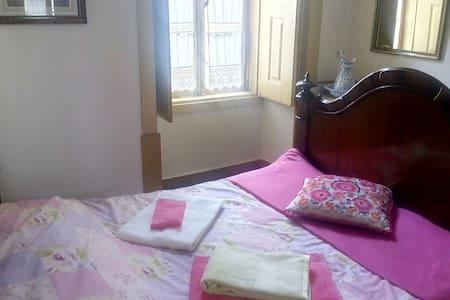 Doble Room in center of Figueira - Figueira da Foz - House