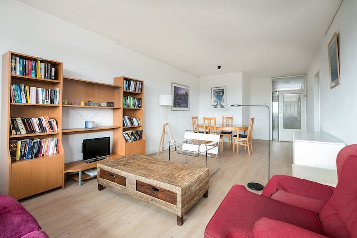 Whole Appartment 5 min to City Center(fr parking)
