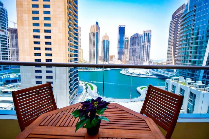 Amazing Views: Walk to JBR-Beach/Marina/Metro -11