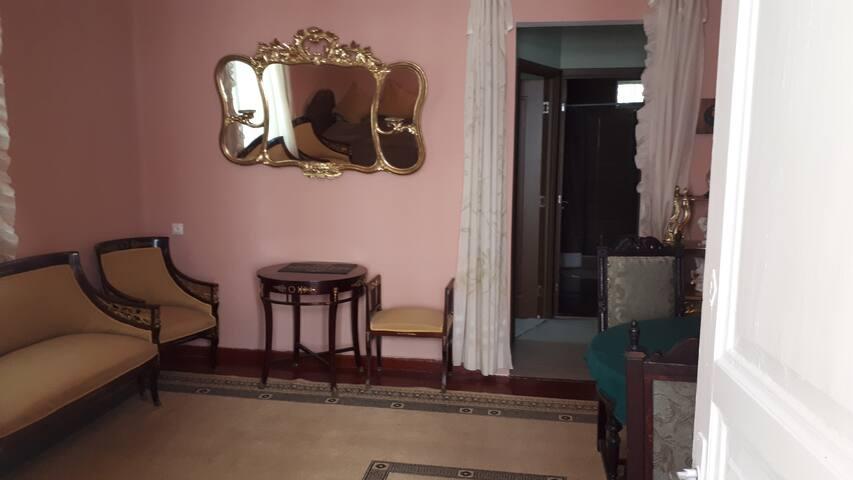 Granny's home