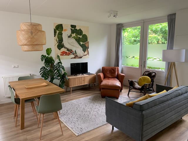 Entire house, refurbished end 2018 , city center