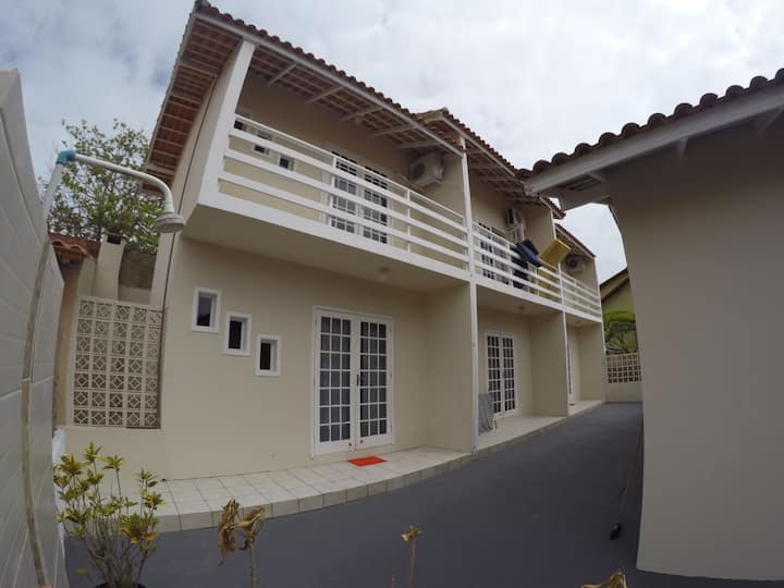 Duplex 1D Com ar, 100m do Mar (Apto 3 - 230)