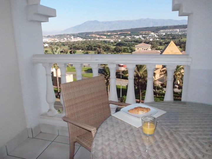 Luxury apartment, wonderful views, home from home