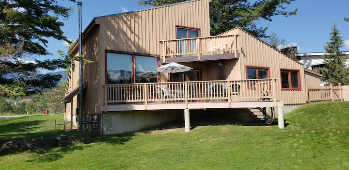 Invermere 4 Br. Mtn/Lk View Home*Ski Panorama*