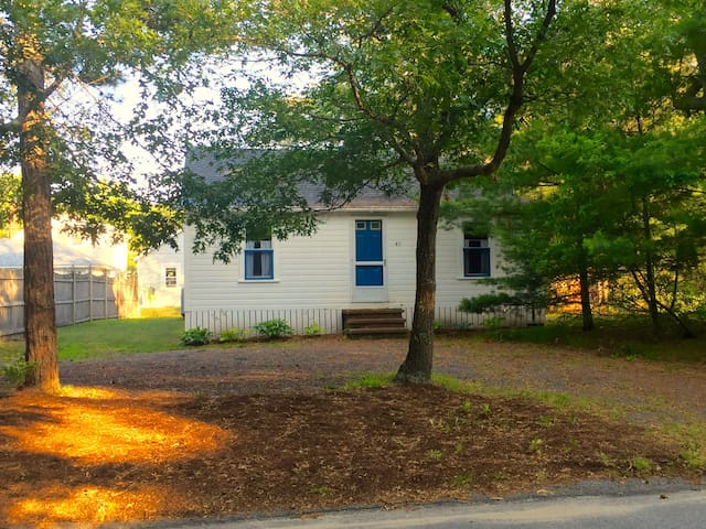 Manomet Beach Vintage Cottage - Plymouth - Cabin