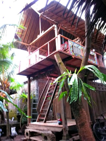 Barong tree house - Yogyakarta - Trädhus
