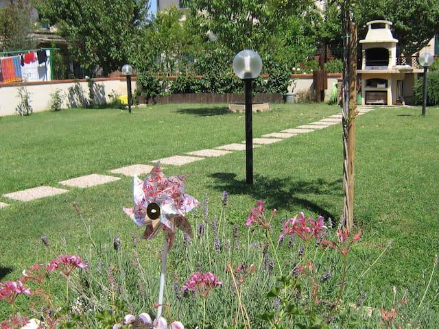 Villino Glicine, spiaggie bianche - Rosignano Solvay-Castiglioncello - Apartment