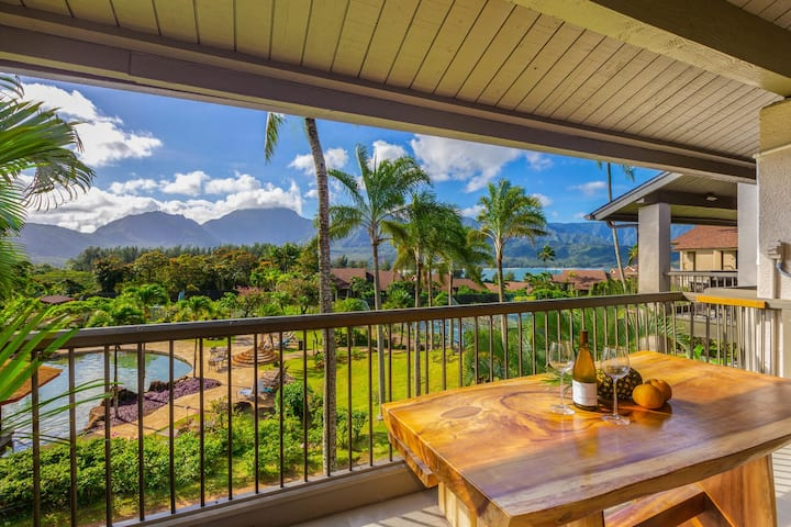 Brand New Luxurious Condo on North Shore Kauai