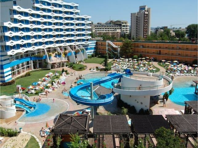 Trakia apartments - Ravda