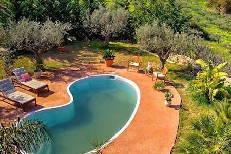 Villa Camimello - Ribera  - Huvila