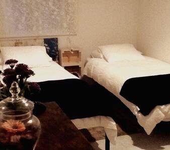 Coqueta y Tranquila Habitación en Madrid.