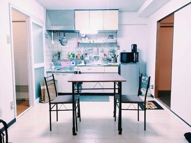 Charming room near Rits Univ. - Ibaraki-shi - Apartmen