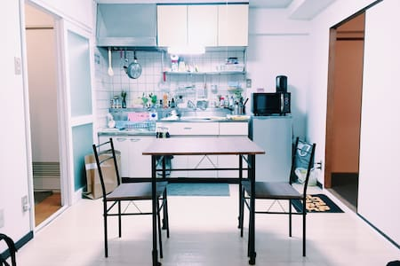 Charming room near Rits Univ. - Ibaraki-shi