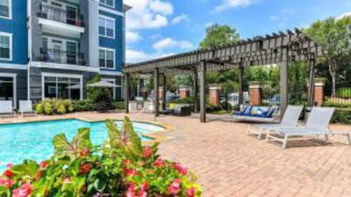 Atlanta Deluxe Apartment Luxury For Less