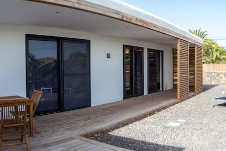 Casa Cristina: modern house & south facing terrace