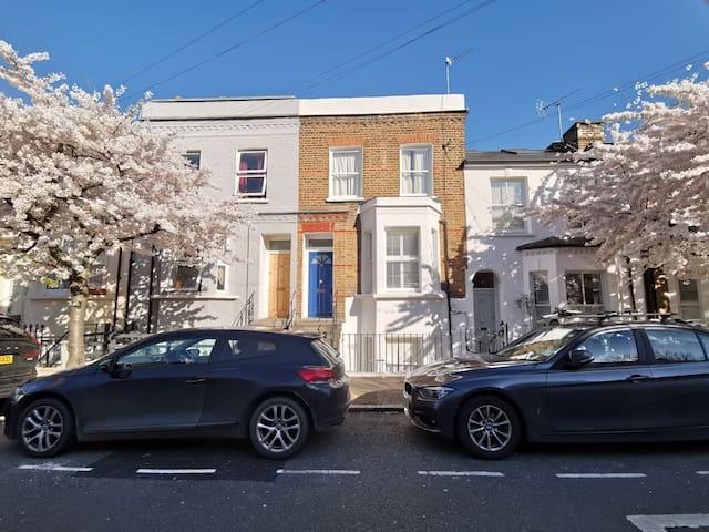Beautiful West London Victorian Terrace