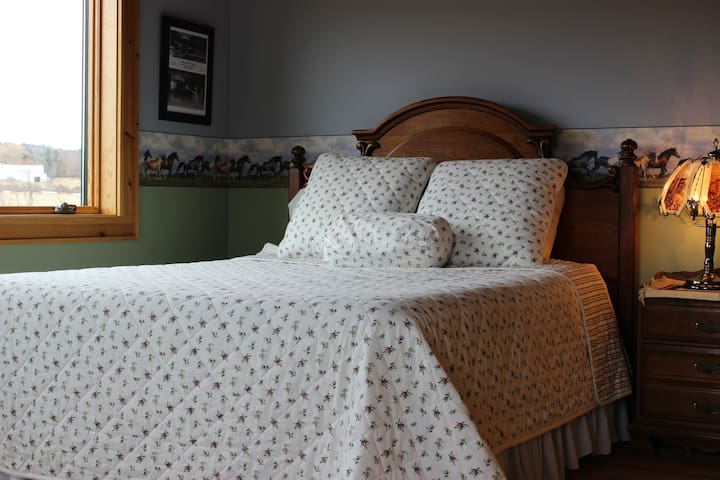 Tenwood Lodge Ex Large Family Suite - Ithaca - Bed & Breakfast