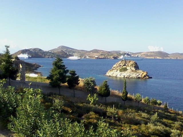 Oasis apartment Garden Sea - Patmos - Apartment