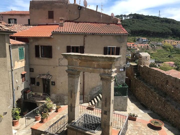 La Cisterna - Giglio Castello - intera casa