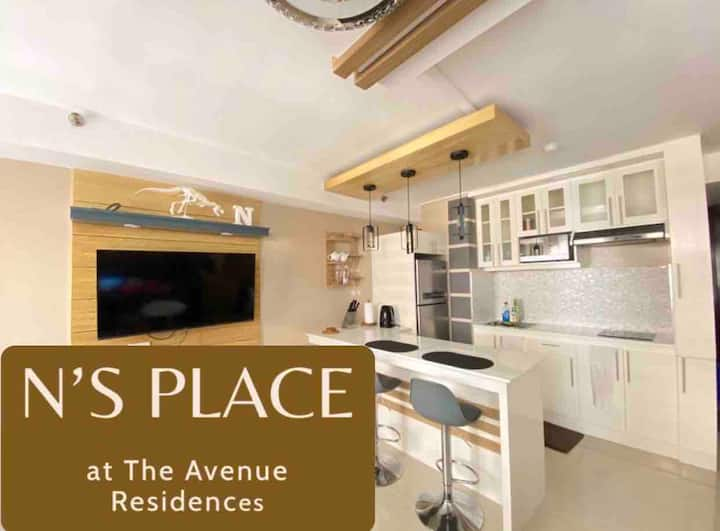 N's place @ The Avenue Residences
