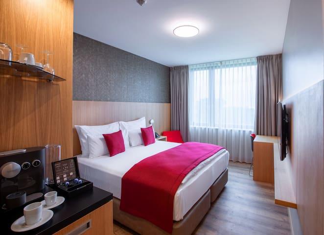 OCAK Hotel Berlin Mitte - Comfort Zimmer