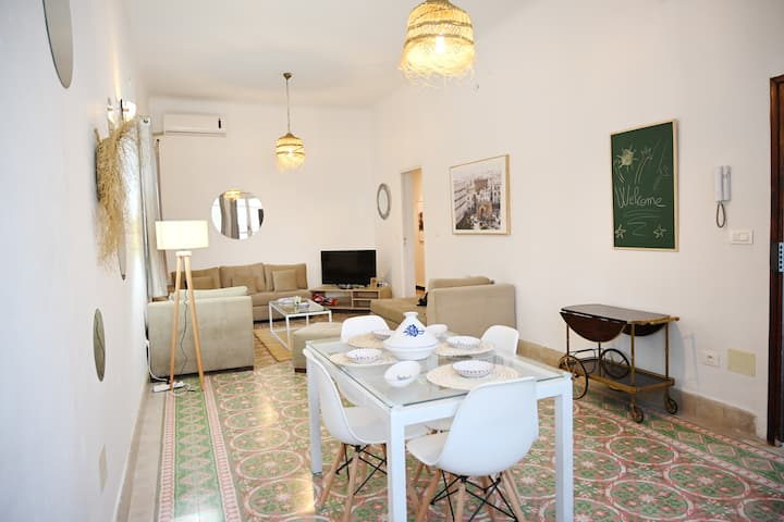 Traditional Marsa Flat / Near the Beach