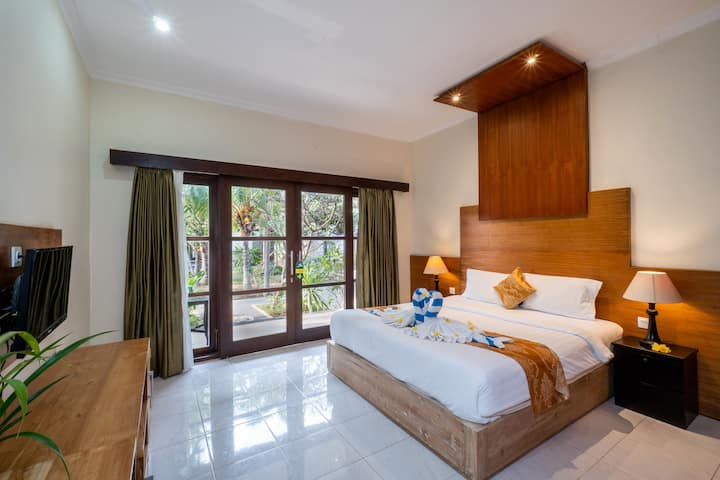 Pondok Jenggala - Superior Double bed