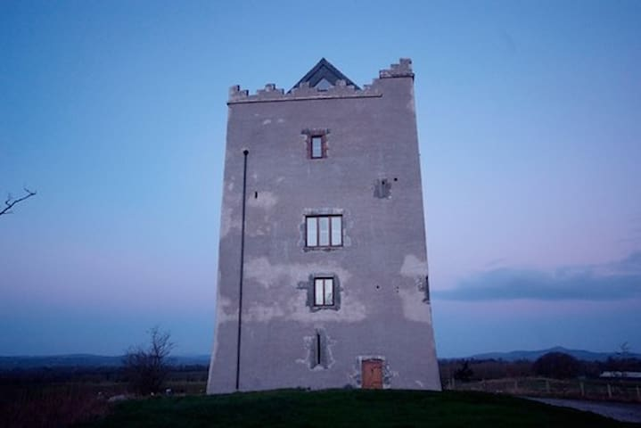 Killahara Castle - Near Thurles - Hrad
