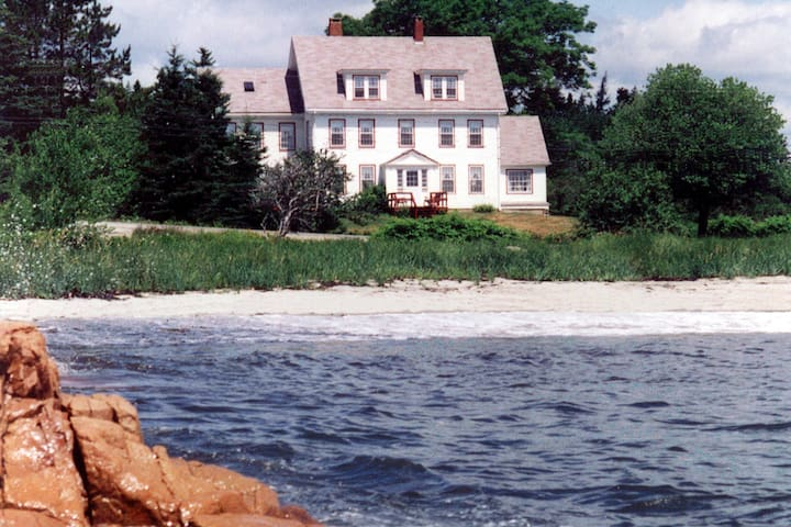 NEW! 'Sea Captain's Home' on Historic 200 Acres!