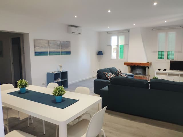 Apartment newly refurbished in 2019